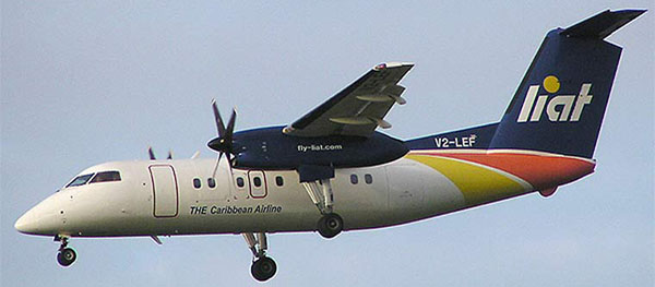 LIAT Pilots Take Industrial Action Causing Cancellations And Flight Delays