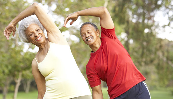 Exercise is an effective medicine for many patients dealing with heart disease, dementia, depression, stroke and cancer. Photo credit: © Can Stock Photo Inc. - monkeybusiness.