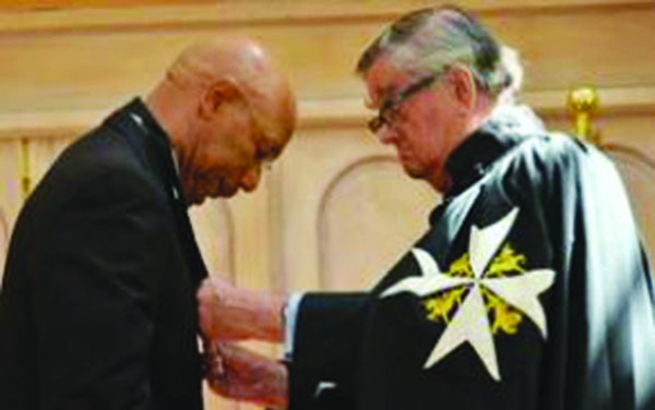 Second Knighthood For Jamaica Governor General
