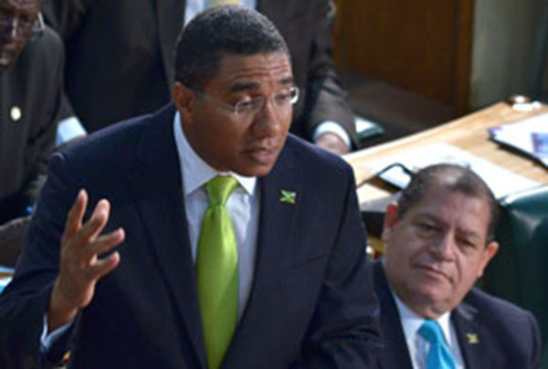Shaw To Challenge Holness For Jamaica Opposition Leadership