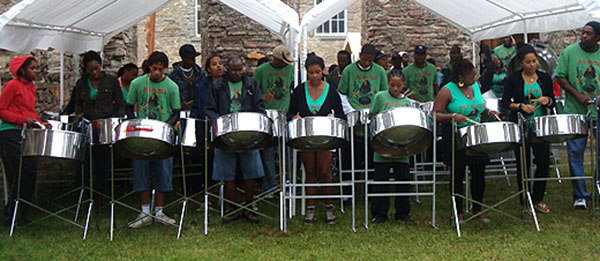 2013 Pan Alive Champions, Toronto's Pan Fantasy Steelband, Leaves New Yorkers Buzzing