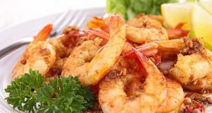 Sautéed Shrimp Cocktail