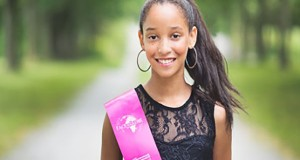 Durham Teenager Selected For Face Of The Globe International Beauty Pageant In Europe