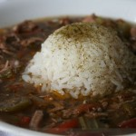 Half-Hour Chicken Gumbo