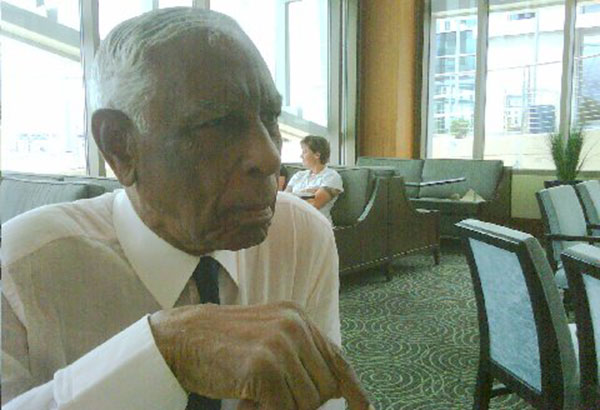 Former T&T Judge, Diplomat And War Hero Dies