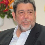 Dr. Ralph Gonsalves, Prime Minister of St. Vincent and the Grenadines.