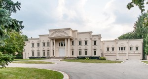 REAL ESTATE…with a difference: Toronto's Palace of Versailles!