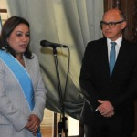 Guyana's Foreign Minister Receives National Award From Argentina