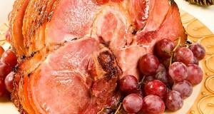 Orange Marmalade-Glazed Ham