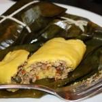 Trinidadian Pastelles