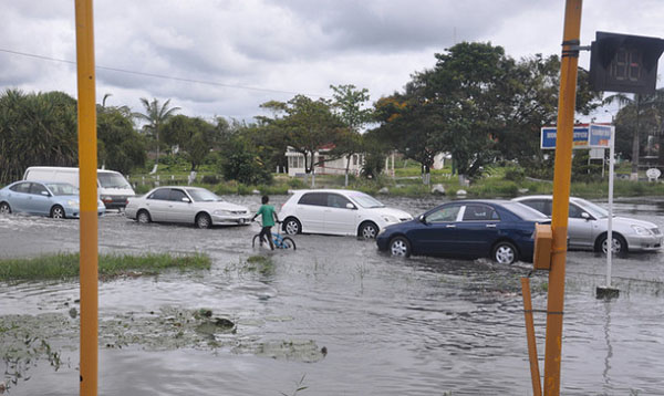 Storms And Flooding In The Caribbean Can Unleash A Toxic Soup