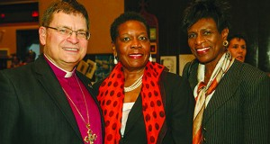 Philanthropist, Delores Lawrence, Honoured By Anglican Church