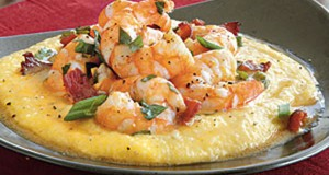 Easy Shrimp and Grits