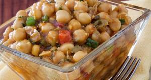 Masala-Spiced Chickpeas