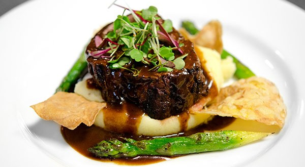 Pepper-Crusted Filet Mignon | Pride News Magazine