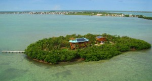 REAL ESTATE…with a difference: Romantic Private Gulfstream Island!