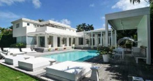 REAL ESTATE…with a difference: Shakira's Miami Beach Home!