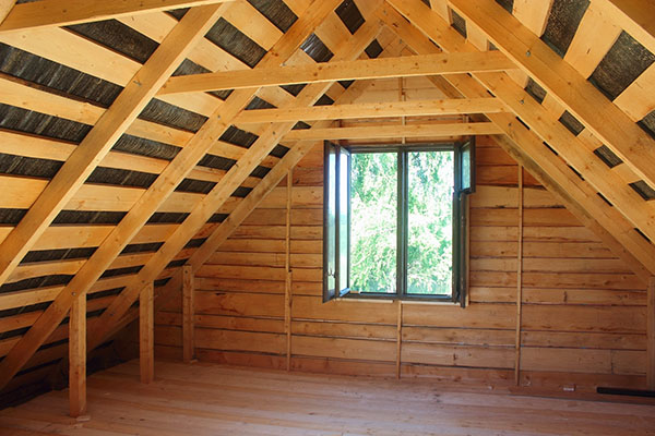 Tackle Your Attic For Energy Savings