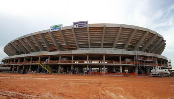 Brazil's FIFA World Cup Preparations Claim Lives