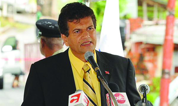 Former T&T Tourism Minister Vows To Clear His Name