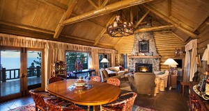 Howard Hughes' Lake Tahoe Cabin!