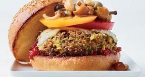 Fresh and Juicy Veggie Burgers