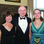 Eminent Doctor Receives Barbados Ball Award