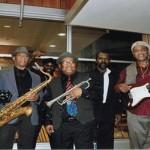 Gamma Creole Band Performing At Durham Caribbean Festival