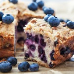 Blueberry-Buttermilk Coffee Cake