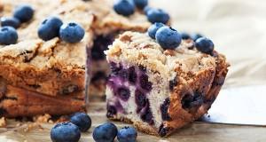 Blueberry-Buttermilk Coffee Cake