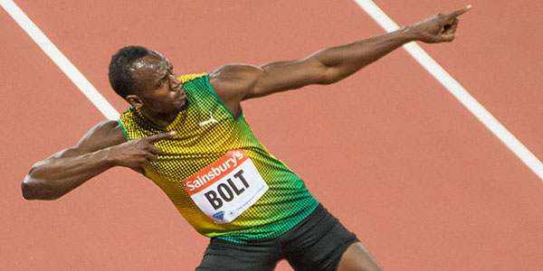 Usain Bolt Part Of Large Jamaican Contingent For Commonwealth Games