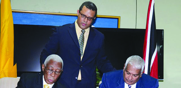Jamaica And T&T To Set Up Joint Commission To Improve Bilateral Relations