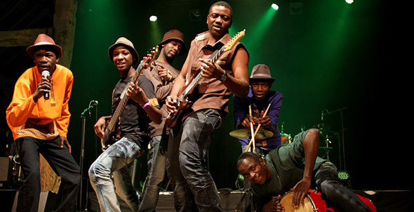 The Vibrant And Captivating Rhythms Of Zimbabwean Band Mokoomba