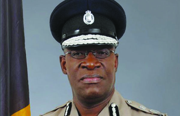 Jamaica Commissioner Of Police To Retire