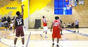 It's A Slam-Dunk For Ephraim—Basketball Against Gun-Violence