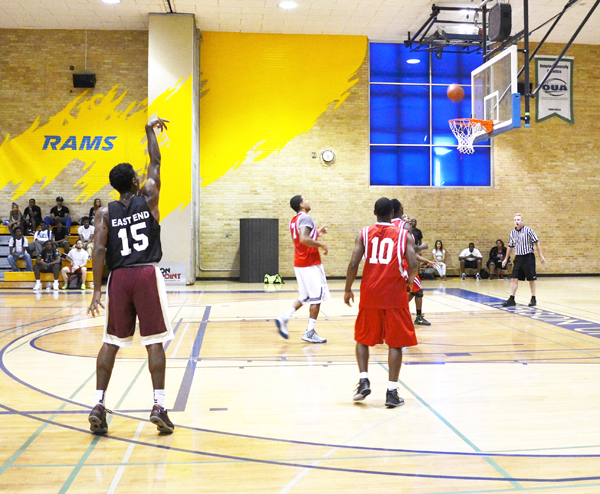 It's A Slam-Dunk For Ephraim—Basketball Against Gun-Violence