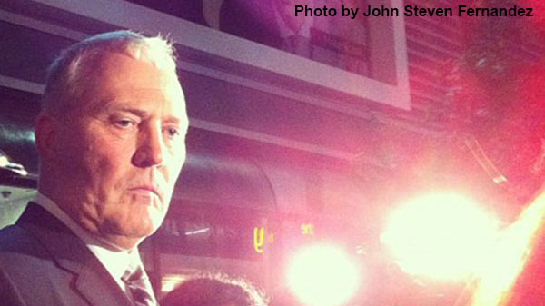 Toronto Police Services Board Rebuffs Chief Blair; Black Police Chief In The Offing?