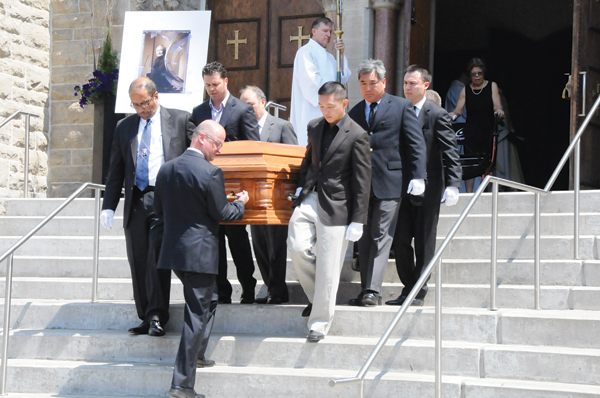 G. Raymond Chang Eulogized As Genuinely Nice And Generous