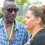 "Grenada Minister Wants Overseas Nationals To Be Country's ""Ambassadors''"