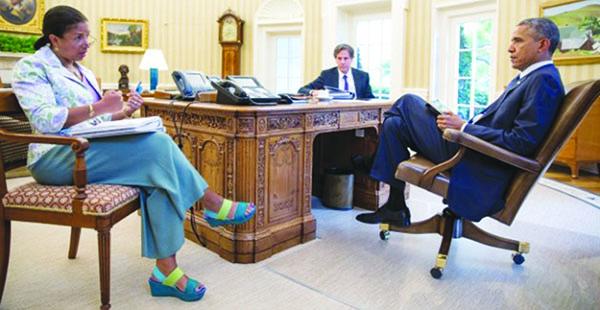 US President Obama Mulling Broader Strikes Against ISIS?