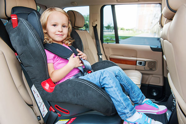 Child Safety Seats – Proper Installation Saves Lives