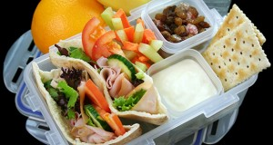 Healthy Lunches Help Fuel Active, Smart Children