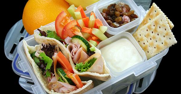 Healthy Lunches Help Fuel Active, Smart Children
