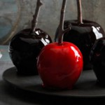 Halloween Recipe: Decadently Dark Candy Apples