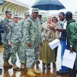 Militarising The Ebola Crisis