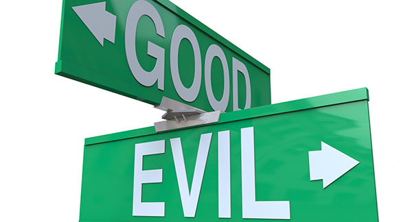 Good Versus Evil In Todays World