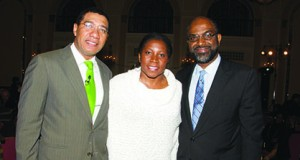 """Former PM Sets Sights On Making Jamaica """"A Developed Country''"""
