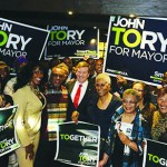 "Black Supporter Says John Tory ""Will Deliver As Mayor Of Toronto"""