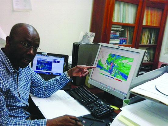 agro-meteorology