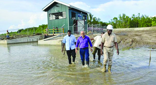 Guyana Authorities Warn Of Diseases Following Heavy Rains And Floods